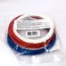 Комплект ABS-пластика ESUN для 3D ручек (белый, синий, красный)