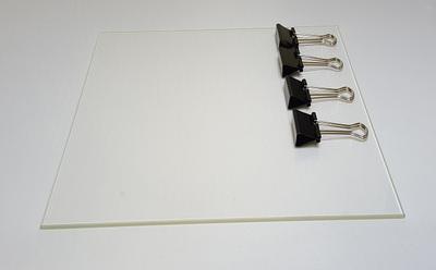 Боросиликатное стекло для Duplicator i3