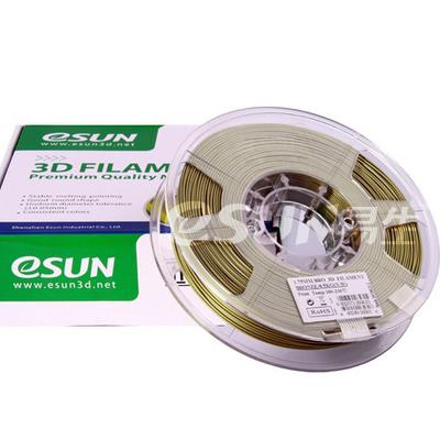 Пластик ESUN Bronze 1.75 мм.