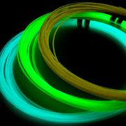 Пластик светящийся (3 цвета)