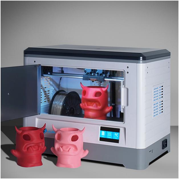 Обзор 3D принтера Flashforge Dreamer