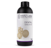 Фотополимер HARZ Labs Dental Sand A1-A2, бежевый (1 кг)