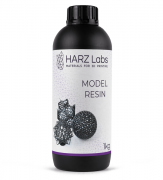 Фотополимер HARZ Labs Model Resin Black, черный (1 кг)
